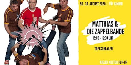 Matthias und die Zappelbande // Kinderprogramm tickets