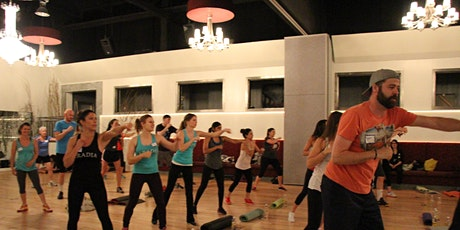 Dance your way FIT with DC's dance fitness sessions tickets