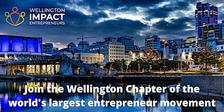Wellington Impact Entrepreneurs - August 2020 tickets