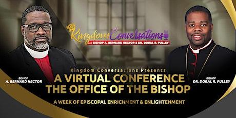 Kingdom Conversation's Virtual Conference tickets