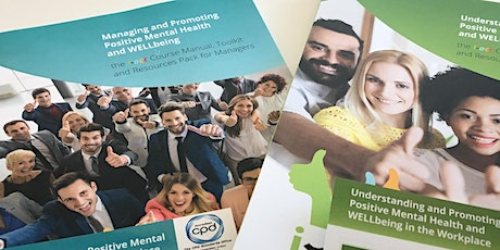 I-act promoting positive mental health and wellbeing in the workplace tickets