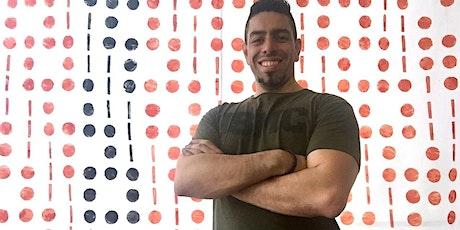 Learning @ Lunch | Artist Talk with Bernardo Vallarino tickets