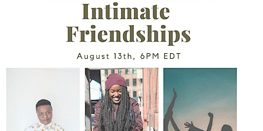 Intimate Friendships With New Women Space