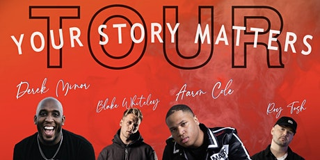 Derek Minor w/ Aaron Cole, Roy Tosh, Blake Whiteley, and DJ Standout tickets