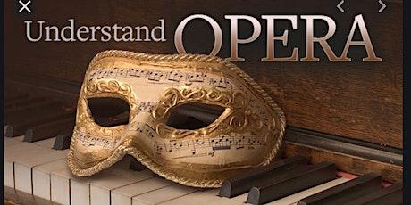 Free Masterclass: Listen and Understand Opera tickets