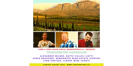 Winemaker-Trio Masterclass with Owners/Winemakers tickets