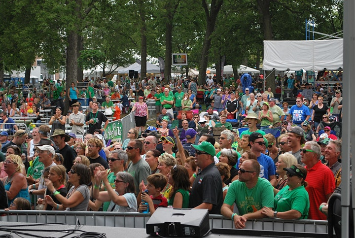 Online Fundraiser for the Iowa Irish Fest image