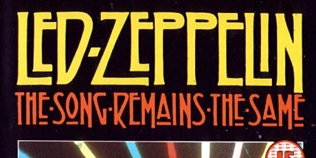 Led-Zeppelin The Song Remains the Same (1976) @ Prides Corner Drive In tickets