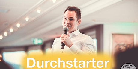 Durchstarter - November Seminar Tickets