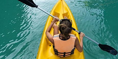 VAN SC - Summer Fun at Rocky Point Kayak tickets