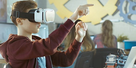 The Future of VR/AR in Education is Now tickets