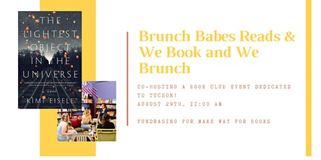 Brunch Babes Reads & We Book and We Brunch: August 2020 Virtual Book Club tickets