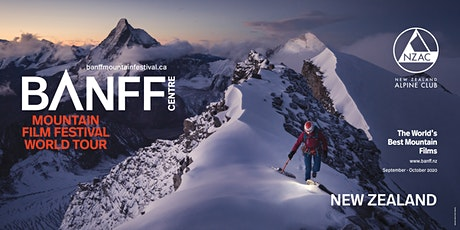 Banff Mountain Film Festival World Tour – WELLINGTON 2020 tickets