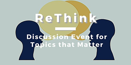 ReThink: October  theme TBA tickets