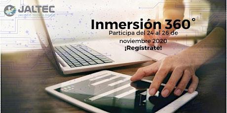 Campamento de Inmersión 360 a la Innovación, ciencia y tecnología entradas