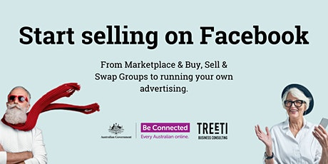 BeConnected: Selling on Facebook tickets