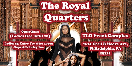 The Royal Quarters tickets