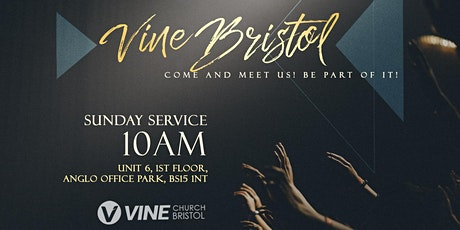 Sunday Service _ Limited spaces tickets