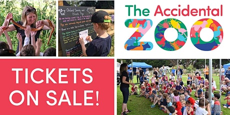 The Accidental Zoo - Family Open Days tickets