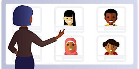 FREE! Design an Antiracist Virtual Classroom biglietti