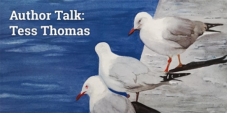 Author Talk: Tess Thomas tickets