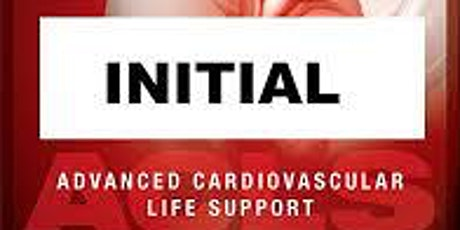 AHA ACLS 1 Day Initial Certification August 10, 2020 (INCLUDES FREE BLS) tickets