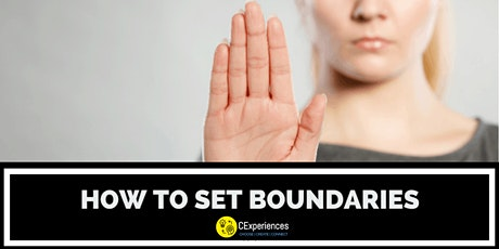 [Online Self-Worth Workshop] How to Set Boundaries without Guilt? tickets