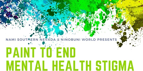Paint to End Mental Health Stigma tickets