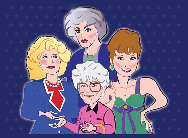The ORIGINAL Golden Girls LIVE On Stage - 17th Anniversary Special image