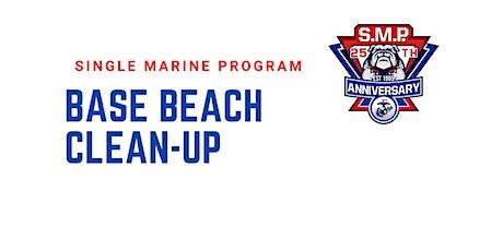 SM&SP Base Beach-Clean-up tickets