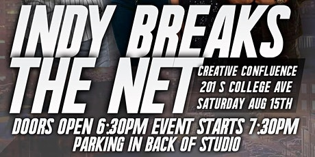 Indy Breaks The Net tickets
