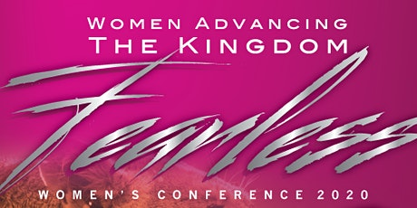 FEARLESS 2021:WOMEN ADVANCING THE KINGDOM tickets
