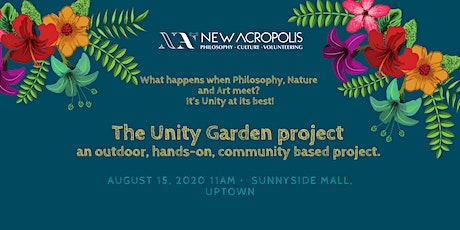 The Unity Garden tickets