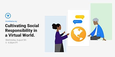 Social Impact in a Virtual World tickets