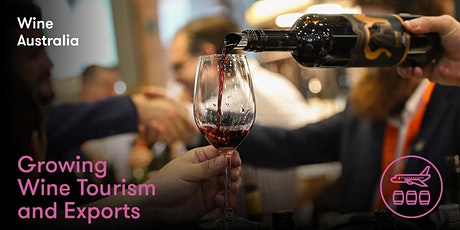 GWT&E - Introductory wine tourism and wine export online workshop WA tickets