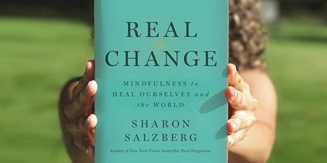 Real Change: Parkland Book Launch hosted by Sharon Salzberg tickets