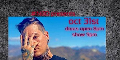 #NBD Presents Cameron Airborne @The Burg Barn tickets