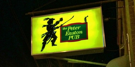Peter Easton Open Mic tickets