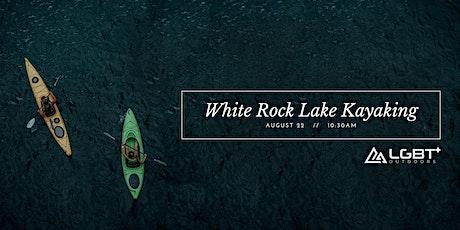 White Rock Lake Kayaking tickets