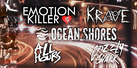 Emotion Killer tickets