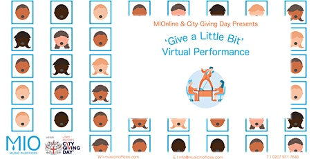 MIOnline 'Give a Little Bit' Virtual Performance tickets