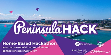PeninsulaHACK 2020 - Home-Based Hackathon tickets