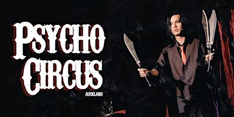 Halloween Freakshow Circus // Auckland tickets