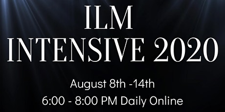 MY-ICD 2020 Ilm Intensive tickets