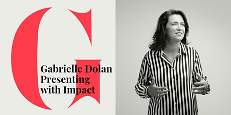 Presenting with Impact Virtual Webcast with Gabrielle Dolan tickets