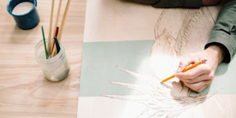 Art Summer Camps : Drawing Series (5yrs and up) tickets