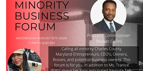 Minority Business Forum featuring Tranice Watts tickets