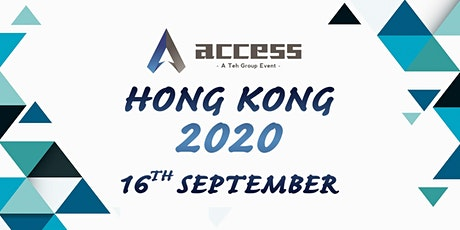 ACCESS HONG KONG 2020 tickets