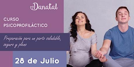 Curso Prenatal boletos