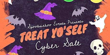 Treat Yo'Self Cyber Sale tickets